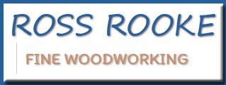 Ross Rooke - Fine Woodworking - logo