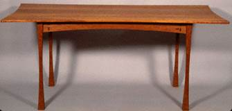 About Ross Rooke - Cherry sidetable
